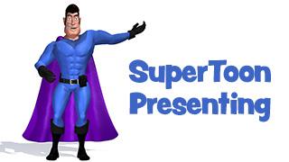 SuperToon 3D Presenting