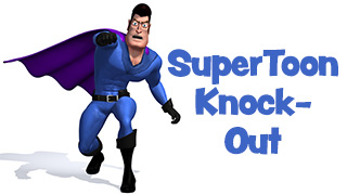 SuperToon 3D Knock Out