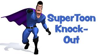 SuperToon 3D Knock Out