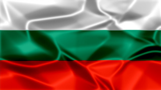 Bulgaria Silky Flag Graphic Background
