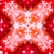 Strawberries White Chocolad Flower Kaleidoscope Loopable Video Background