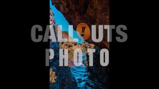 Ocean Rocks Cave Formation