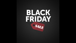 Black Friday Price Tag Sale Graphics