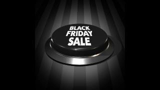 Black Friday Push Button Sale Graphics