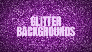 Glitter Presentation Backgrounds