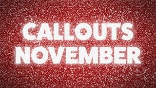 Callouts November- Camtasia Ribbon Templates and Much More