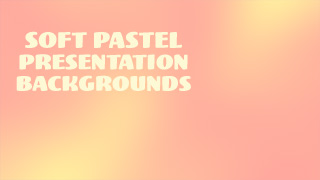 Soft Pastel Background Graphics