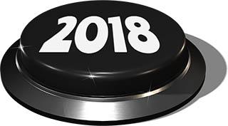 Big Juicy Button: 2018 Black