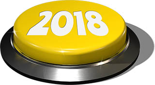 Big Juicy Button: 2018 Yellow