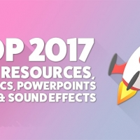Most Popular Visual Communication Resources 2017