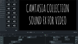 Camtasia Collection: Sound FX for Video
