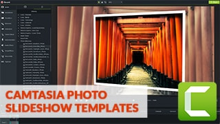 Camtasia Photo Slideshow Templates