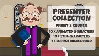 Presenter Collection: Priest