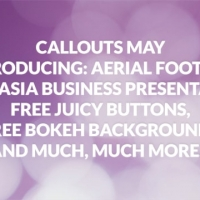 Callouts May – Camtasia Business Theme, Aerial Footage and Much More…