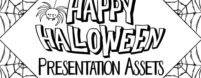 Happy Halloween – New Scary Presentation Assets
