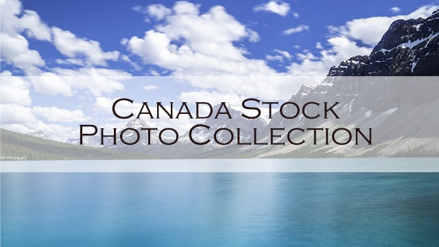 Canada Stock Photo Collection