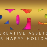Creative Assets for Happy Holidays