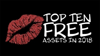 Top Ten Free Callouts Assets 2018