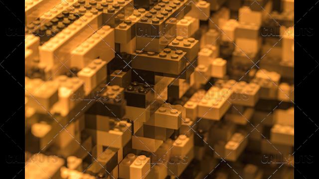 Model building blocks in bw