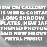 New Camtasia Long Shadows, Heavy Metal Music, Additional Japan-Themed Stock Photos