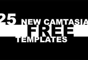 25 Free Camtasia Templates