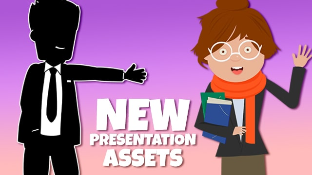 New Teacher Presenter Collection, Shiny Globes, Free Presenter Guys and More…