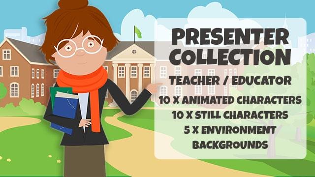Presenter Collection: Teacher / Educator