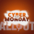 Cyber Monday Sales/Advertising Graphics: Spray Paint 01