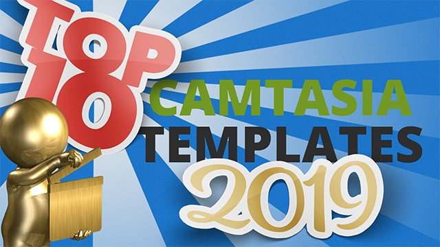 op 10 Camtasia Templates 2019