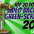 Top 20 Popular Background & Green-Screen Videos 2019
