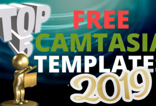 Top Five Free Camtasia Templates 2019