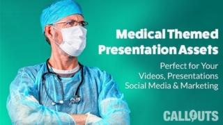 Medical Themed Presentation Assets