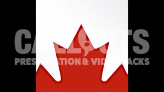 Canada Day Celebration Poster 2 Square No Text