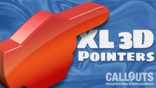 XL 3D Pointer Graphics Full-HD