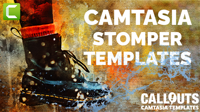 Camtasia Stomper Template Collection