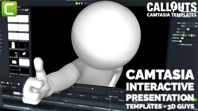 Camtasia Interactive Presentations – 3D Guys